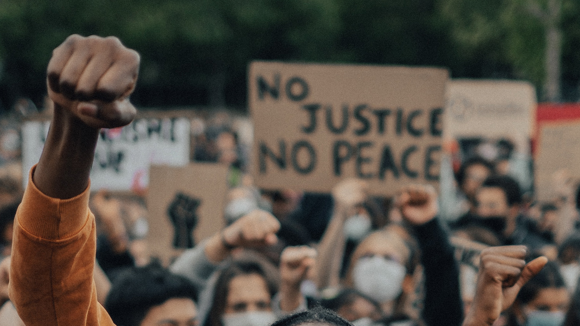 Peaceful-Protest
